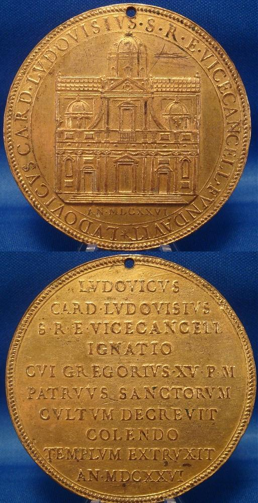 1626 Church Ignatius Loyola, Card. Ludovisi Photo