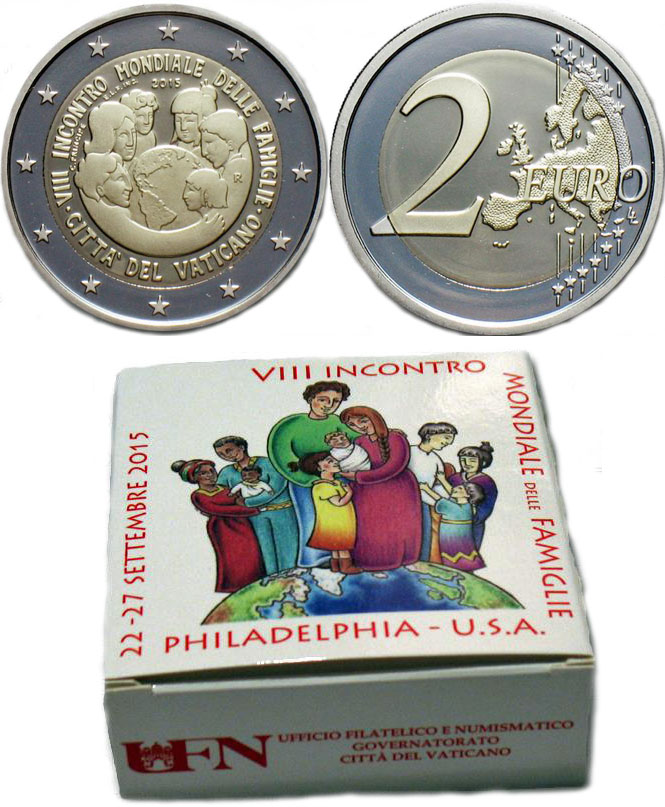 2015 Vatican 2 Euro World Meeting Families PROOF Photo