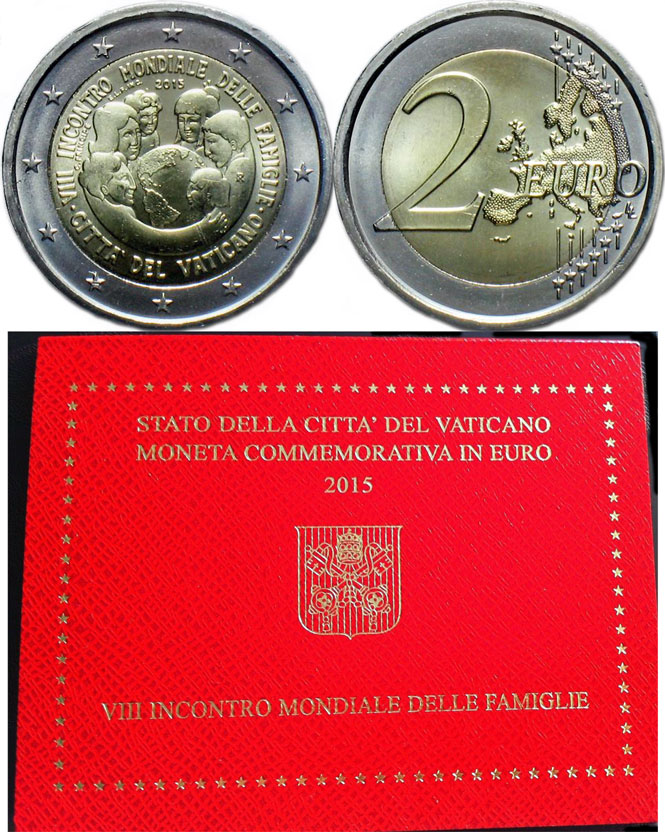2015 Vatican 2 Euro World Meeting Families Philly Photo