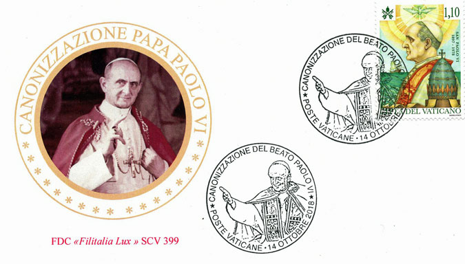 Canonization of Pope Paul VI Cover Photo
