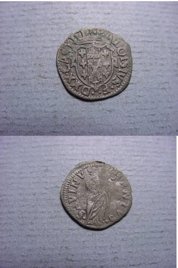 1545-7 Italy, Castro: Pier Luigi Farnese Coin Photo