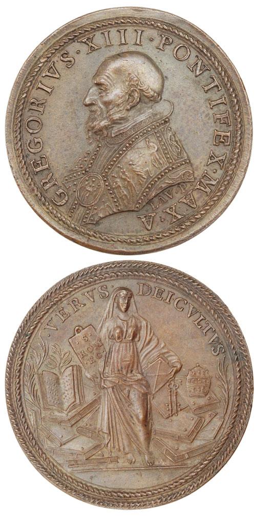 Gregory XIII (1572-85) Catholic Religion Photo
