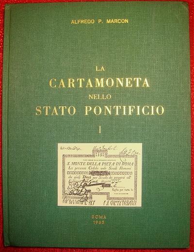 Cartamoneta Nello Stato Pontificio, Alfredo Marcon Photo