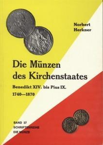 Die Munzen des Kirchenstaates 1740-1870 Photo