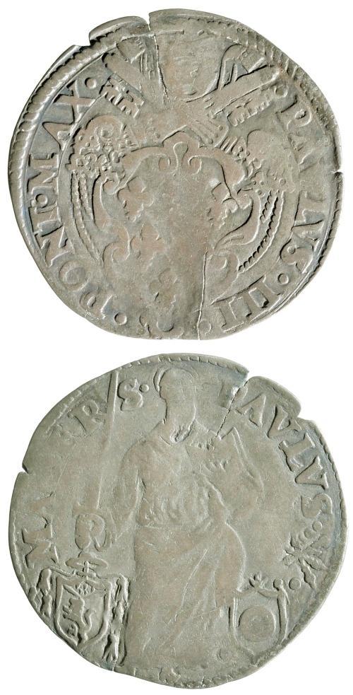 Paul III (1534-49) Giulio, Macerata Photo