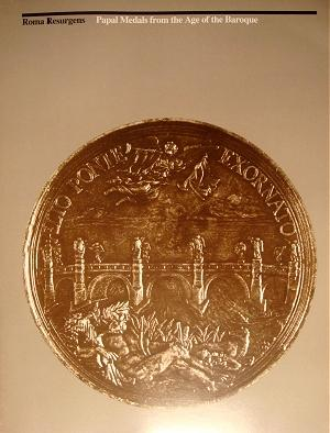 Roma Resurgens: Baroque Papal Medals Book Photo