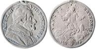 Alexander VIII 1689 Testone, Giovanni Hamerani Thumbnail