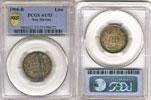 1906 San Marino 1 Lira PCGS AU53 Thumbnail