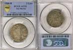 1906 San Marino 2 Lire PCGS AU53 Thumbnail