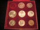 1929 Vatican 8 Coin Mint Set w/Case UNC Thumbnail