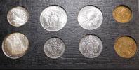 1941 Vatican Coin Set B/U Thumbnail