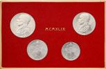 1949 Vatican Coin Set, 4 Pius XII Coins Thumbnail