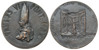 Paul VI 1963 2nd Session Vatican II Bronze Thumbnail