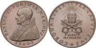 Paul VI 1963 Bronze Coronation Medal Thumbnail