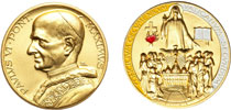 Paul VI Second Vatican Council Medal II Thumbnail