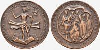 Paul VI 1964 Pilgrimage to Holy Land Bronze Thumbnail