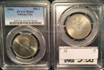 1964 Vatican 500 Lire PCGS MS64 Thumbnail