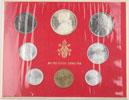 1968 Vatican Coin Set, 8 Coins Thumbnail