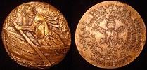 Paul VI 1970 Australia, Philippines Visit Medal Thumbnail
