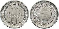 1977 San Marino 1 Lira FAO Coin Thumbnail