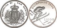San Marino 1994 Winter Olympics Coin Thumbnail