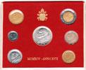 1995 Vatican 7 Coin Set EVANGELIUM VITAE Thumbnail