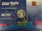 2000 Vatican 2000 Lire Anno Santo BU Thumbnail
