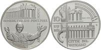 2006 Vatican 10 Euro Bernini's Colonnade Thumbnail