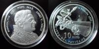 2009 Founding of Vatican City 10 Euro Coin Thumbnail