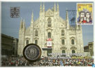 2012 Meeting of Families Milano Cover & Coin Thumbnail