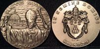 2018 Canonization of Paul VI Medal Thumbnail