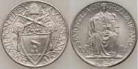 1942 Vatican City 20 Centesimi Thumbnail