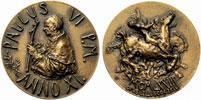Paul VI (1963-78) Anno XI Bronze Medal Thumbnail