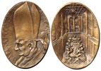 Paul VI (1963-78) Anno XII Bronze Medal Pentecost Thumbnail