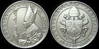 Benedict XVI Anno I Silver Election Medal Thumbnail