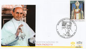 Beatification of Pope Paul VI Cover Thumbnail