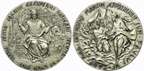 Paul VI 1964 Ecumenical Council Silver Medal Thumbnail