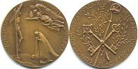 Paul VI 1965 Ecumenical Council Bronze Medal Thumbnail