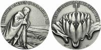 John Paul II Anno VIII Silver Medal Thumbnail