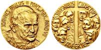 John Paul II Anno VII Gold, Silver & Bronze Thumbnail