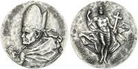John Paul II Anno XIX Silver Medal Thumbnail
