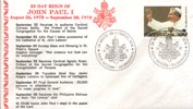 33 Day Reign of John Paul I Thumbnail
