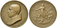 Pius XII Dogma Assumption of Mary Medal Thumbnail