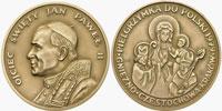 John Paul II 1979 Trip to Poland Bronze Unc Thumbnail