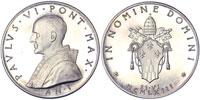 Paul VI (1963-78) Anno I Election Silver Medal Thumbnail