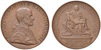 Paul VI (1963-78) Anno II Bronze Medal Thumbnail