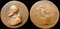 Pius IV (1559-65) Security of the Roman People Thumbnail