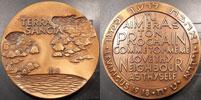 Israel State Medal 1963 Terra Sancta Thumbnail