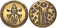 Paul VI 1969 Uganda Martyrs Bronze Medal Thumbnail