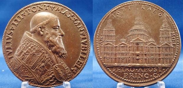 Julius III (1550-5) 1550 Holy Year Photo